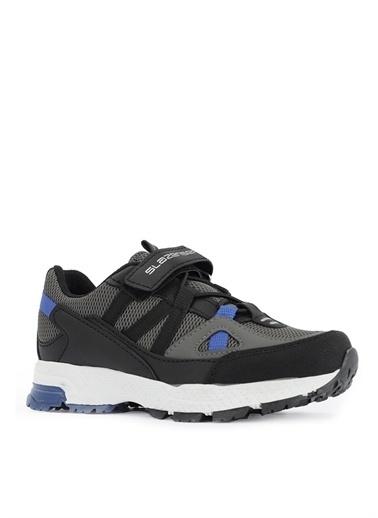 Slazenger Slazenger Yürüyüş Ayakkabısı Füme
